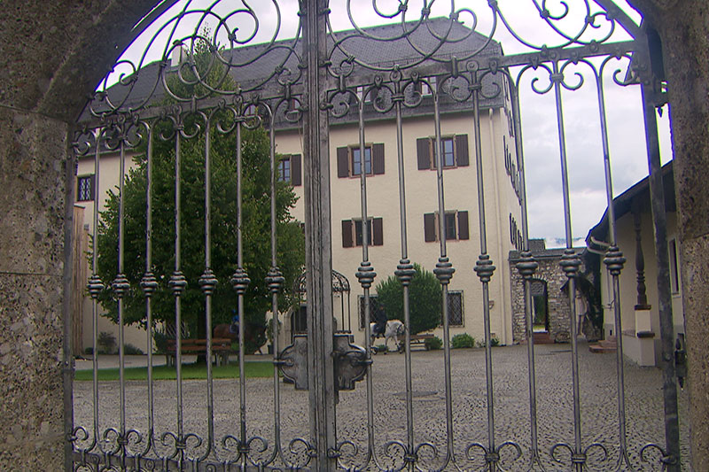 Landwirtschaftsschule Schloss Winkl in Oberalm