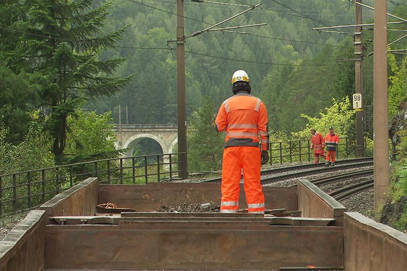 Semmeringbahn Sanierung