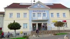 Vorgezogener Wahltag Bilanz Rathaus Stegersbach