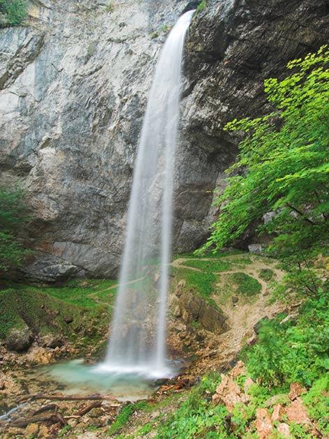 9 Plätze 9 Schätze Wildensteiner Wasserfall