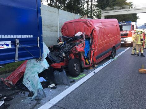 Tödlicher Unfall A12