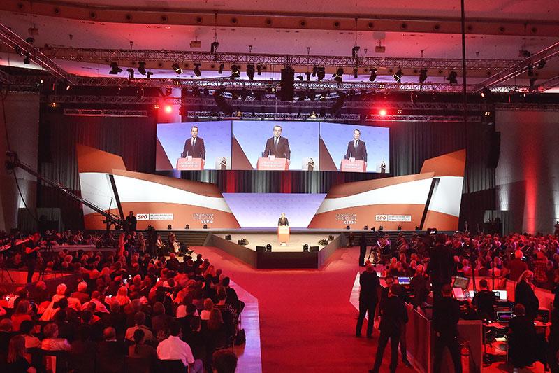 Wahlauftakt Kern Graz SPÖ