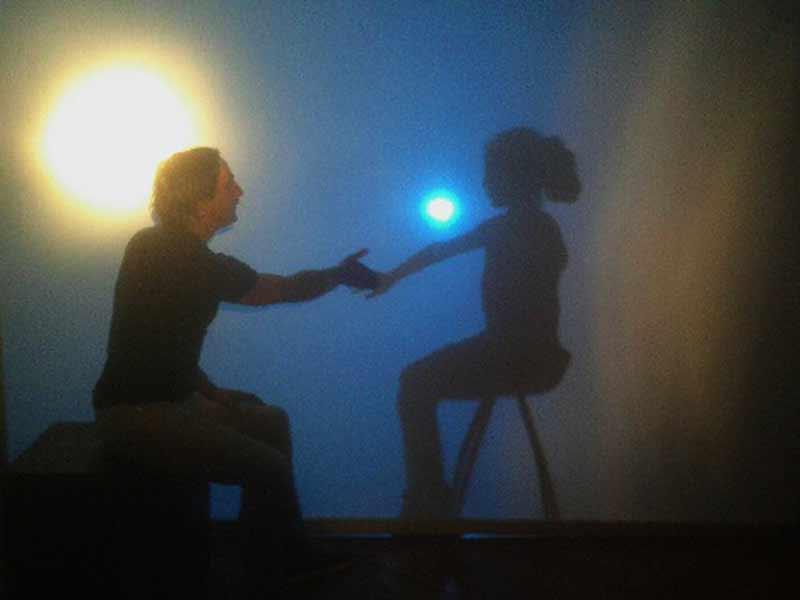 Theater Schatten