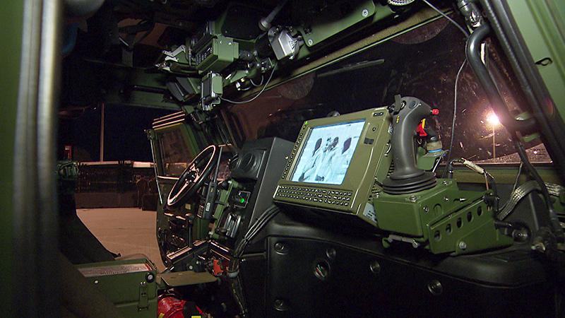 Bodenüberwachungsradar, Bundesheer, Nachtsichtgeräte, Grenzschutz, Grenzüberwachung, Assistenzeinsatz