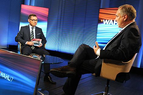 Walter Rosenkranz im Gespräch mit Robert Ziegler