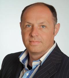Stefan Fill, Geschäftsführer