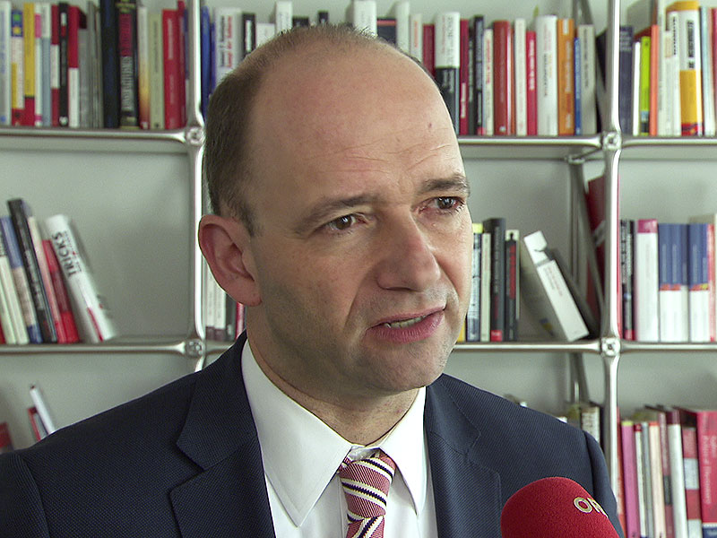 Politikberater Thomas Hofer