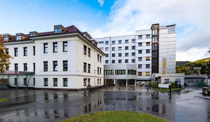 Krankenhaus Kirchdorf