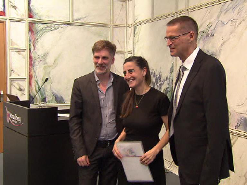 Kunstpreis Siegerin