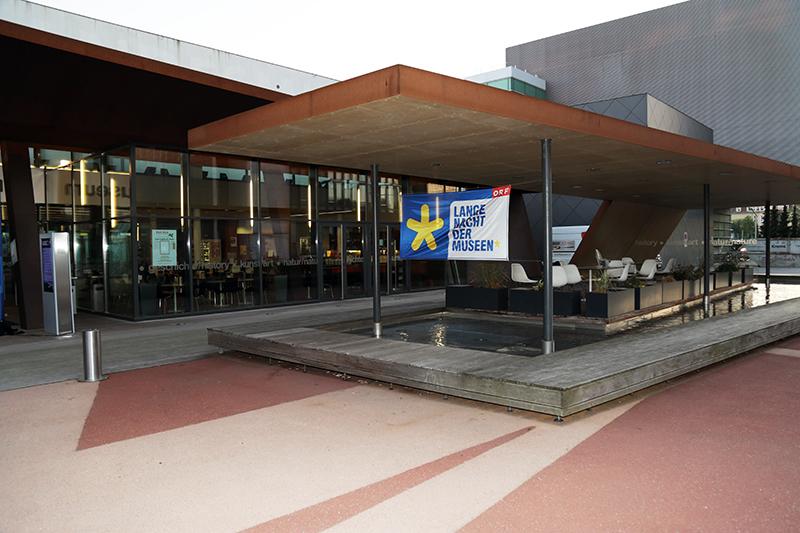 Lange Nacht der Museen Museum Niederösterreich Sankt Pölten