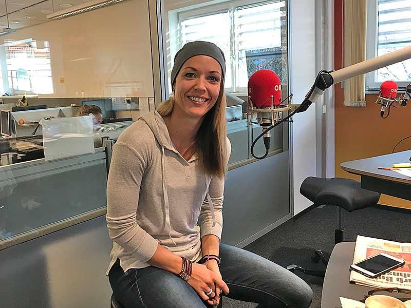 Jasmin Ouschan Gast Guten Morgen Kärnten