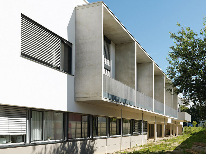 Das umgebaute LKH Fürstenfeld