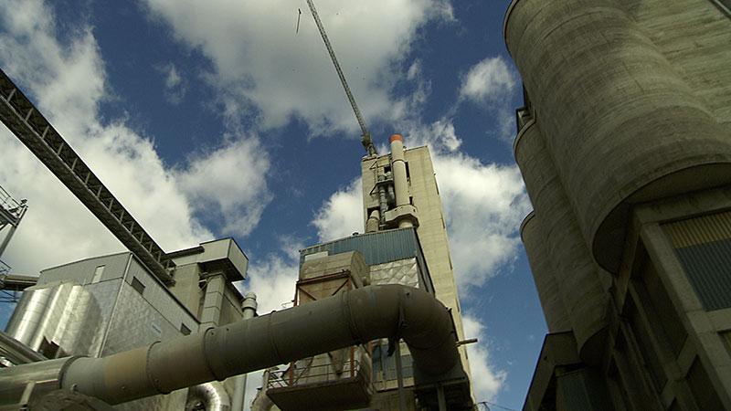 Wietersdorfer HCB Umwelt Nachverbrennungsanlage