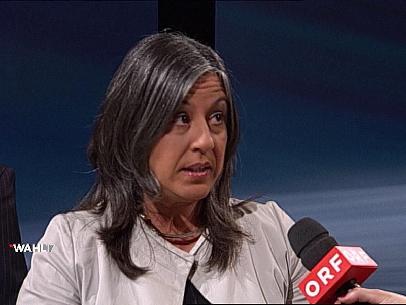 Maria Vassilakou, Vizebürgermeisterin (Grüne)