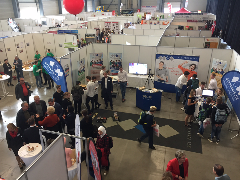 Bildungsmesse 2017 in Oberwart