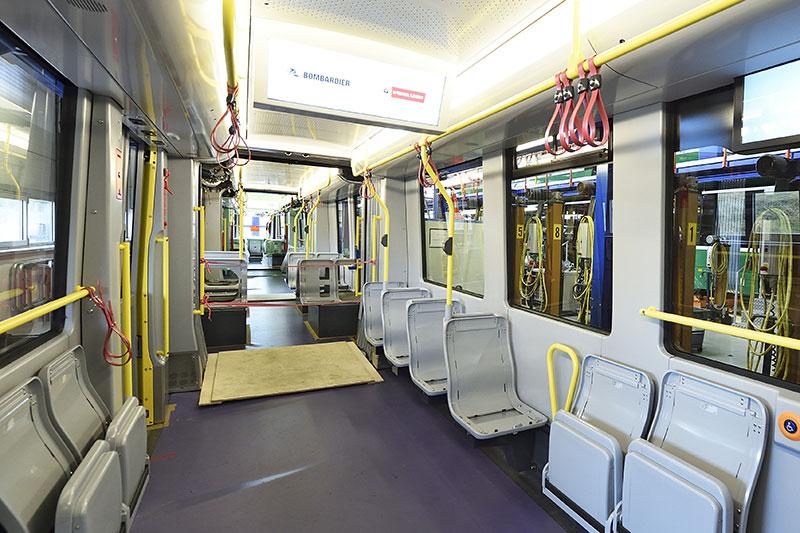 Neue Flexity Straßenbahn für Wiener Linien