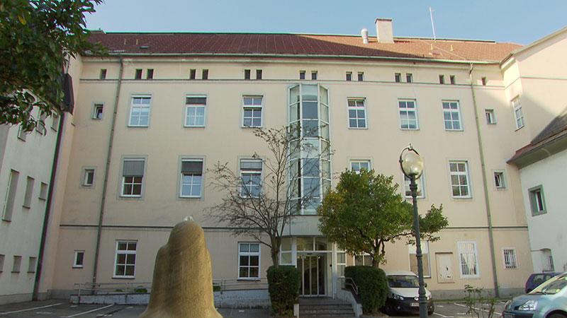 Einbruch Gesundheitsamt Klagenfurt Schließung