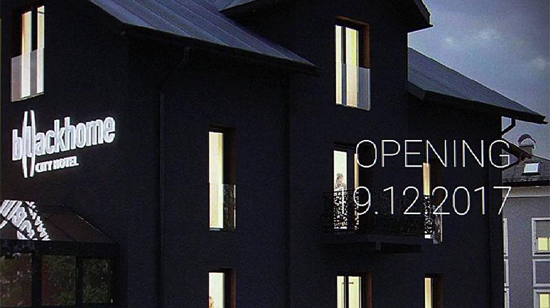 Schwarze Fassade anrainer protest gegen schwarzes hotel salzburg orf at