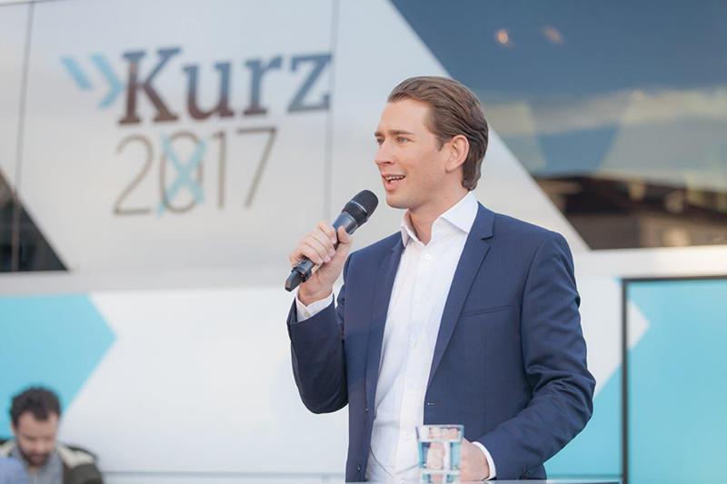 Sebastian Kurz ÖVP Wiener Neustadt