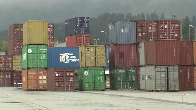 Logistik Zentrum Süd Fürnitz