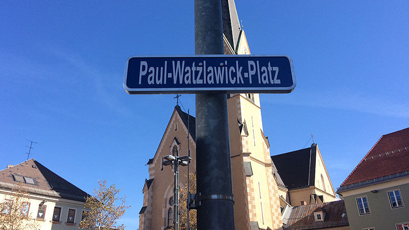 Paul Watzlawik