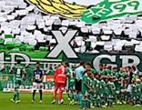 Fußball Bundesliga Rapid WAC