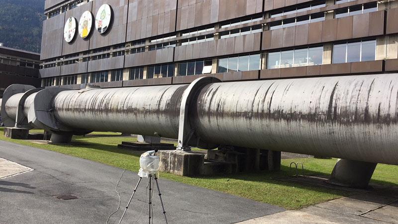 Reisseck Kraftwerk Pumpe Lärm
