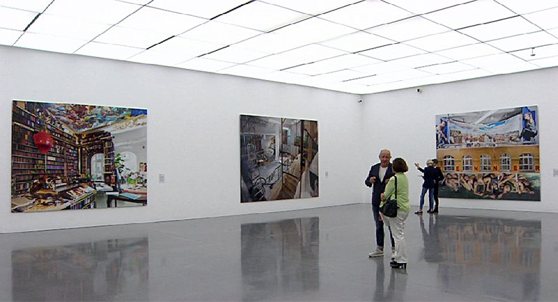 Lois-Renner-Ausstellung im Salzburg Museum