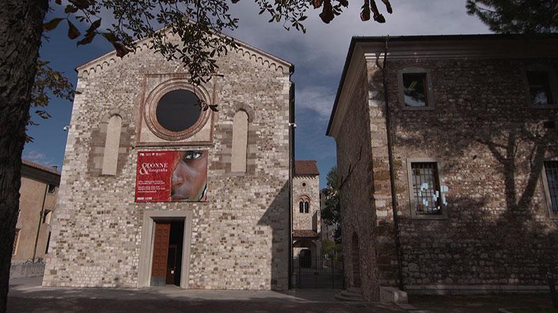 SSC Udine Ausstellung Donne