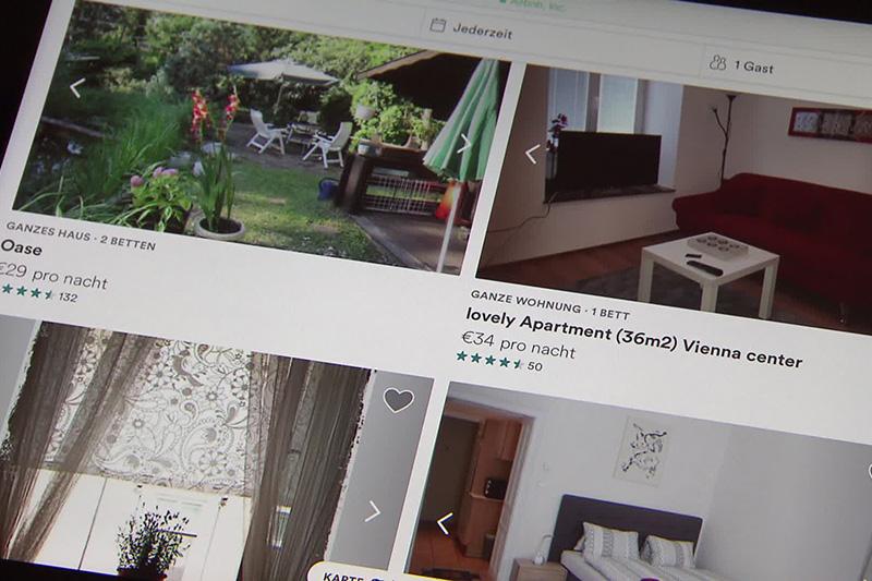 Airbnb-Angebote aus Wien