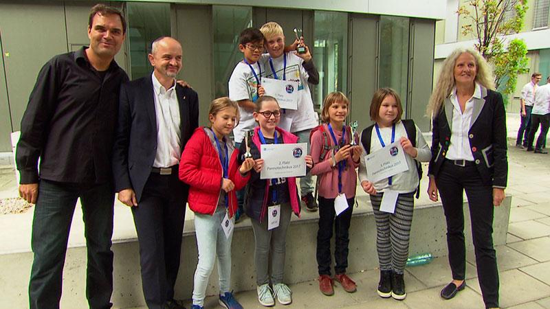 Pannotechnikus FH Burgenland Kinder Physik, Technik