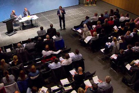 NRW 17 Wahl Olympia Stimmzettel