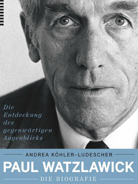 Paul Watzlawik  Andrea Köhler Ludescher Todestag