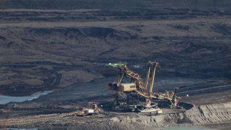 Těžba, ilustrační foto (V případě těžby lithia na Cínovci by se jednalo o hlubinou těžbu)