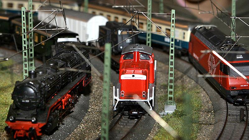 Gloggnitz  Roco Modeleienbahn