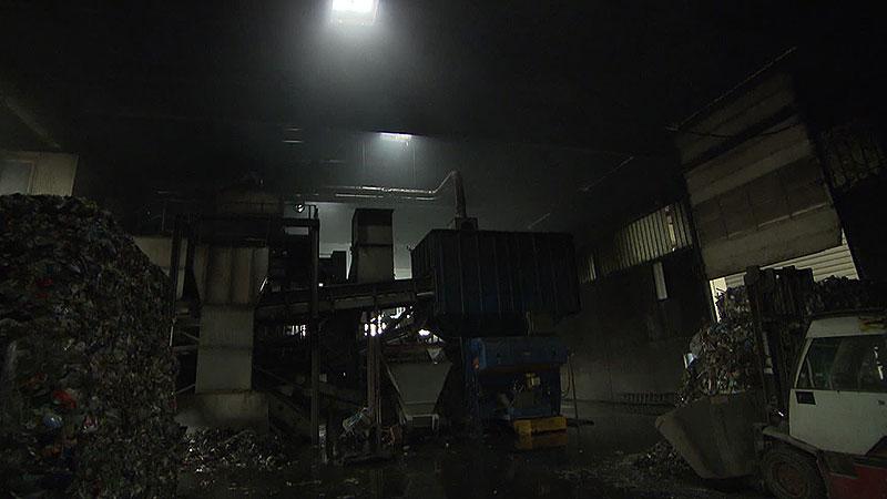 Brand bei Hackl Brandstiftung vermutet