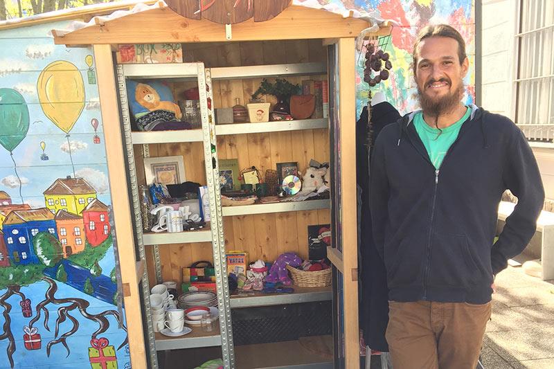 Geschenkbox Schenkbox Givebox Villach