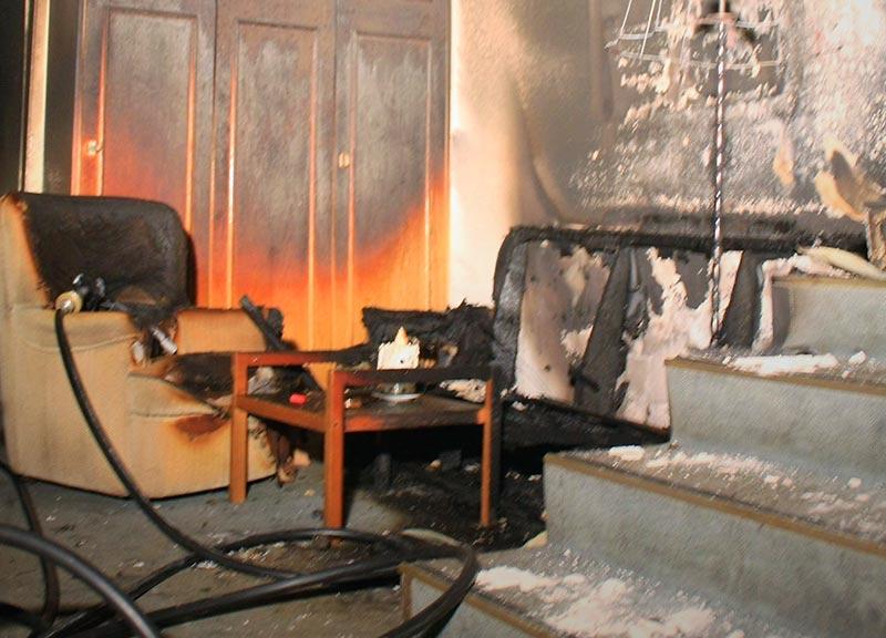 Hotel- und Gasthausbrand in Kuchl