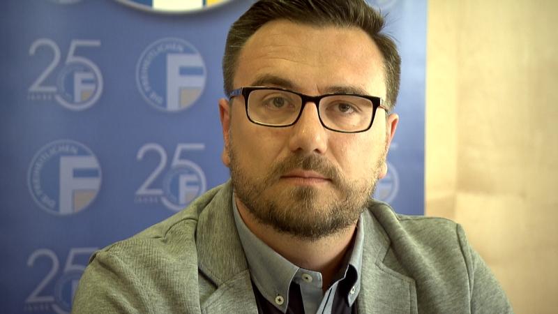 Andreas Leiter Reber, Obmann Südtiroler Freiheitliche