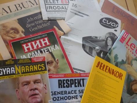 Mittel- und osteuropäische Zeitschriften | DOML