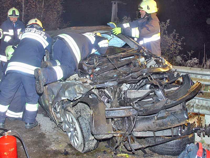 Unfall tödlich Glandorf zweiTote