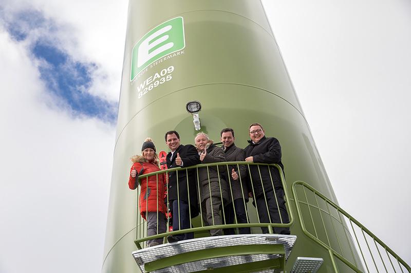 Neuer Windpark