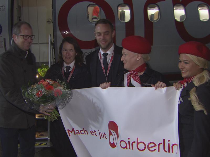 Letzte Air Berlin-Flüge