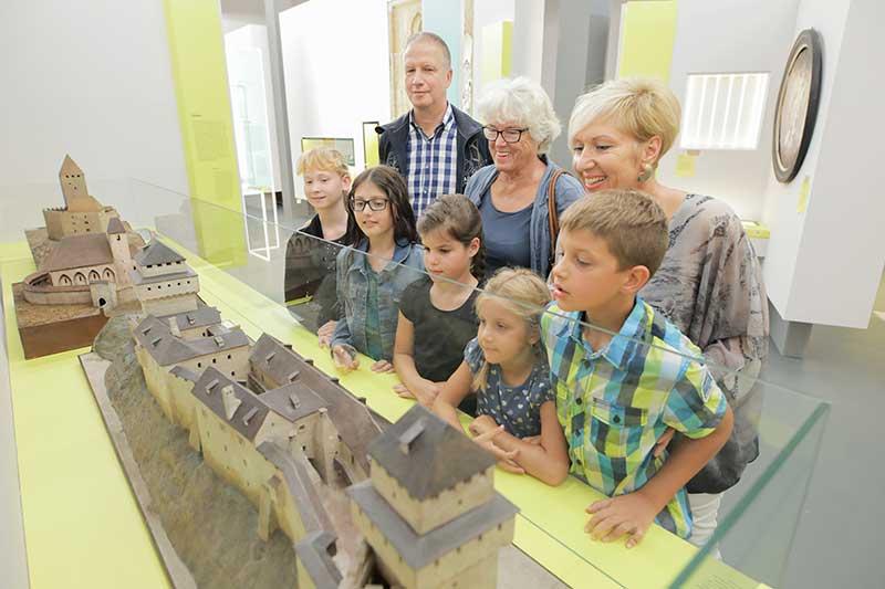 Besucherandrang Haus der Geschichte