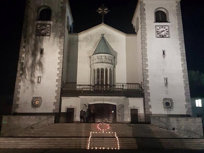 Nacht der 1.000 Lichter Gmünd-Neustadt