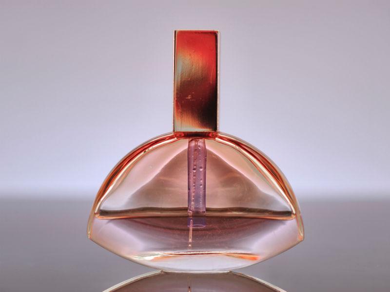 Parfum Flakon Glas