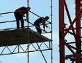 Symbolbild: Arbeit am Bau