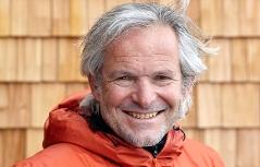 Gerald Valentin Landesgeologe staatlich geprüfter Bergführer Skiführer