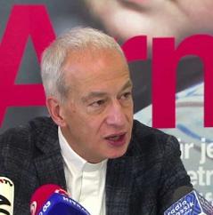 Caritas-Präsident Landau