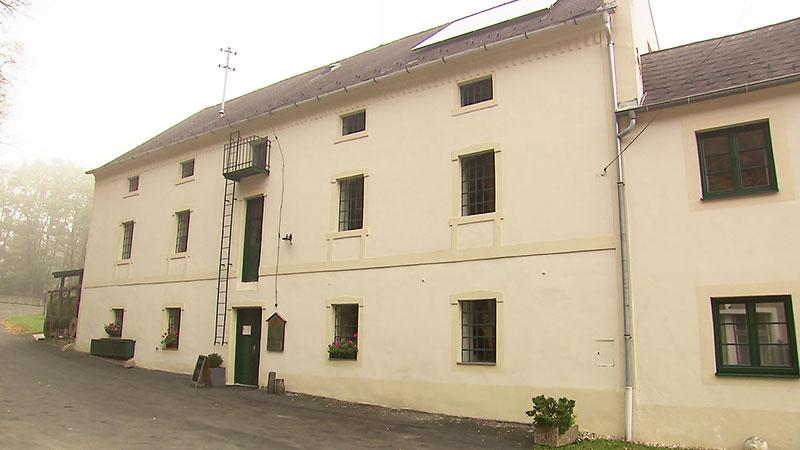 Sagmeister-Mühle in Stadtschlaining